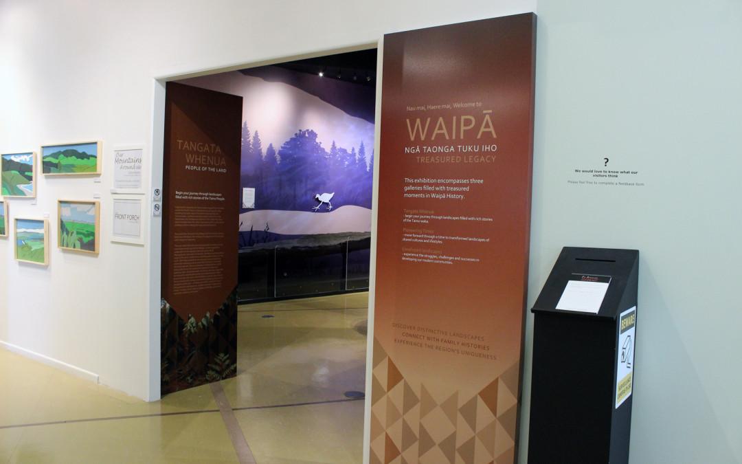 Uenuku – A Tainui Taonga at Te Awamutu Museum