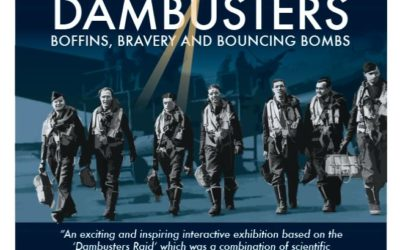 Dambusters Exhibition Landing Soon!