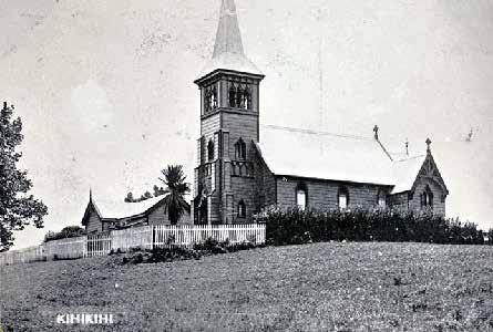 THE CHURCH OF ST. JOHN THE BAPTIST KIHIKIHI.