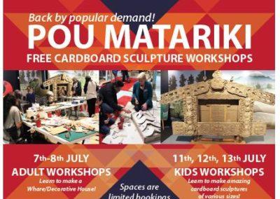 Pou Matariki is back!