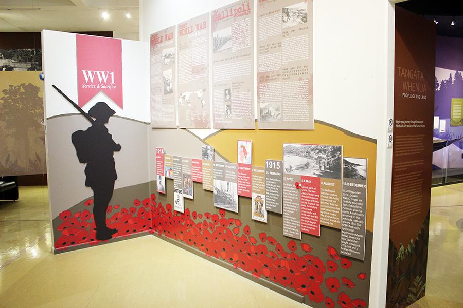 WW1: Service & Sacrifice