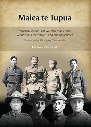 Maiea te Tupua Book Cover