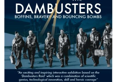 Dambusters: Boffins, Bravery and Bouncing Bombs