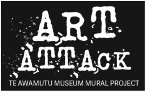 Art Attack Mural 2022!