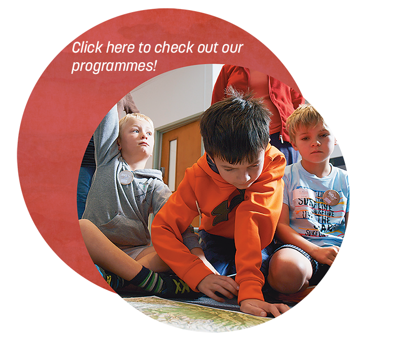 CHECK OUT OUR PROGRAMMES
