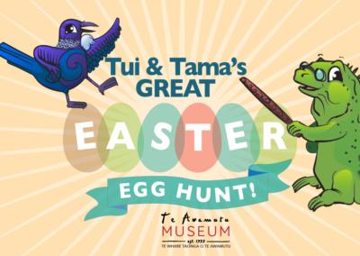 Tui & Tama Easter 2021