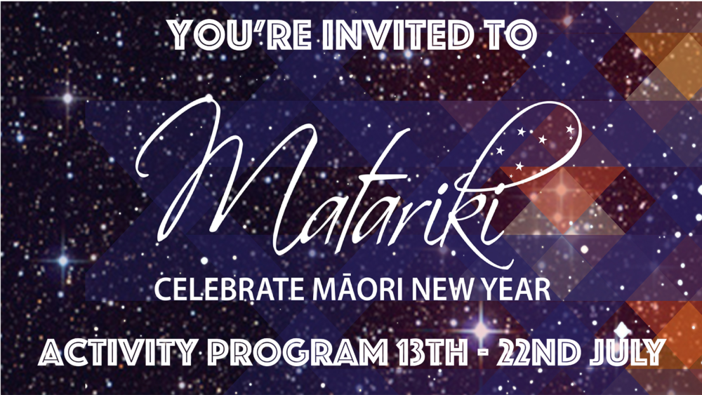 Click the Matariki banner for more info on each workshop